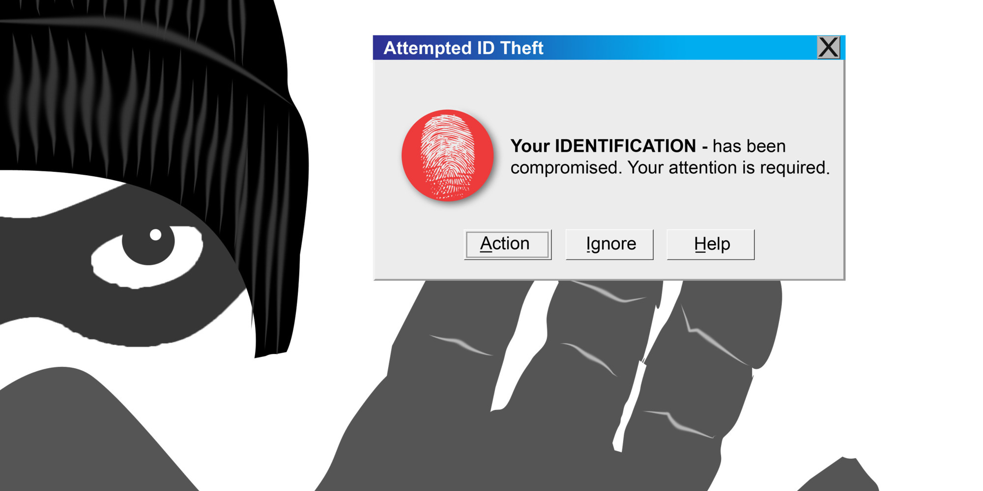 How Studying Identity Theft Stories Can Avoid Crime