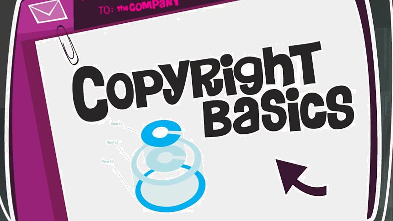 Relevant Info on Copyright Protection